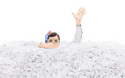 5 Paper Shredding Myths Debunked
