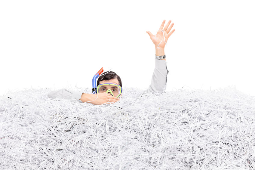 5 Paper Shredding Myths Debunked