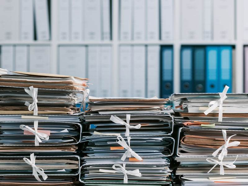 How Long Can You Keep Confidential Documents Before Disposal