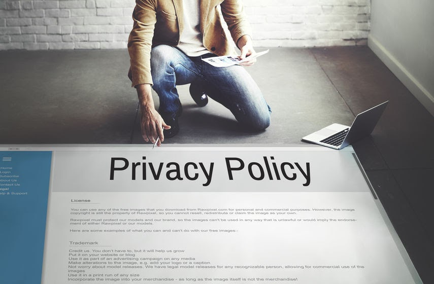 5 Reason to Read Any Business' Privacy Policy