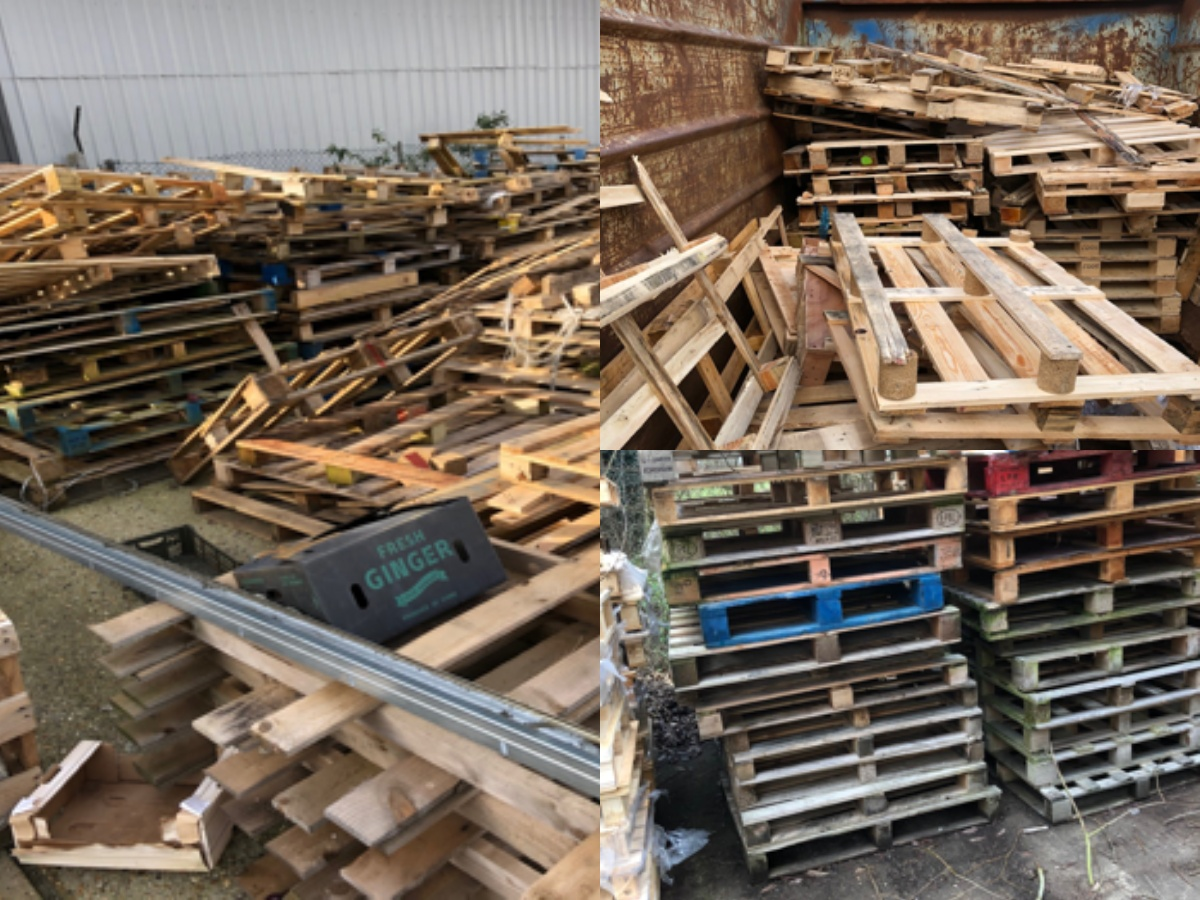 Wood Waste Management & Collection Service